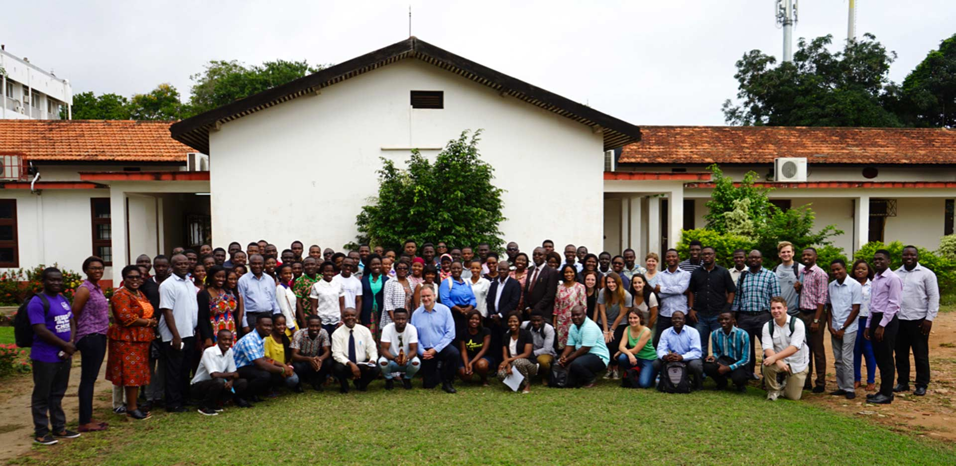 Coastal Ocean Environment Summer School in Ghana
